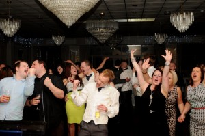 JJ Discos Cardiff wedding at the Manor, Crickhowell