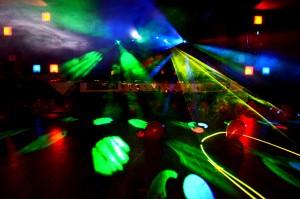 Club Style Lighting